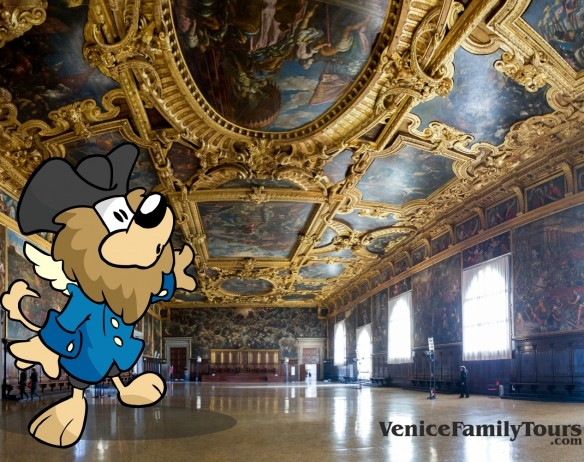 DOGE'S PALACE FOR FAMILIES